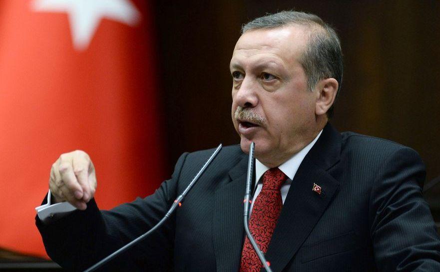 Preşedintele turc Recep Tayyip Erdogan.