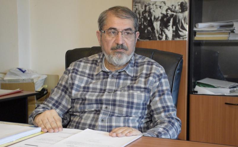 Viorel Ene, Preşedintele Asociaţiei Victimelor Mineriadelor din România.
