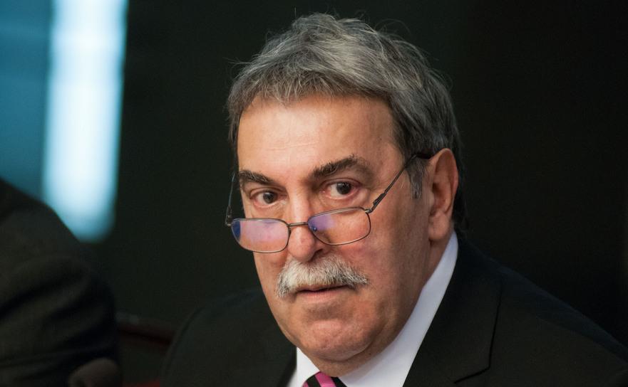Mircea Aron, preşedinte, Consiliul Superior al Magistraturii