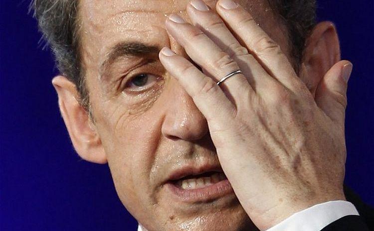 Fostul preşedinte francez, Nicolas Sarkozy.