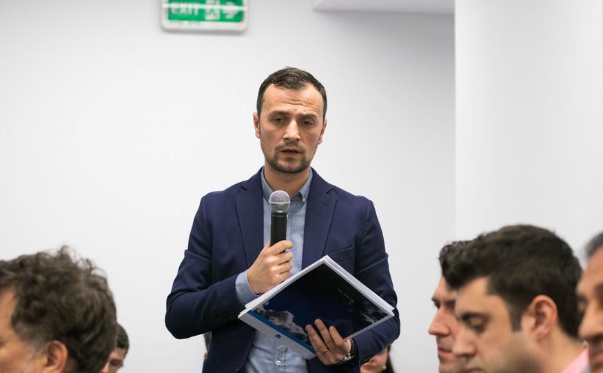 Eleodor Pârvu(Inspectoratul General pentru Migrări)