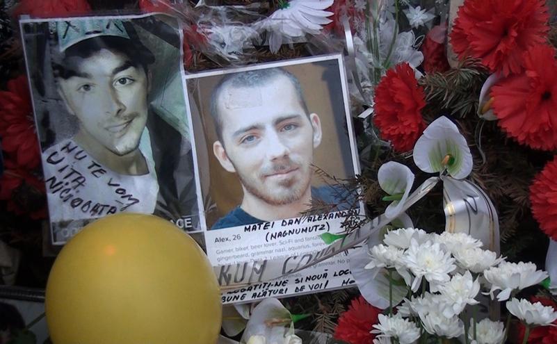 Comemorare a victimelor tragediei din Colectiv, 29 februarie 2016