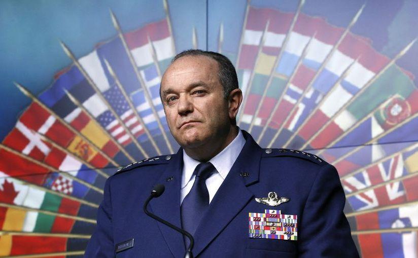 Comandantul suprem al forţelor NATO în Europa, generalul Philip Breedlove.