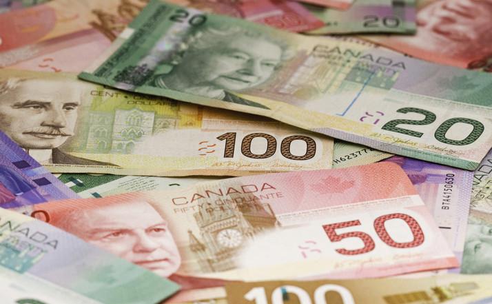 Dolari canadieni.