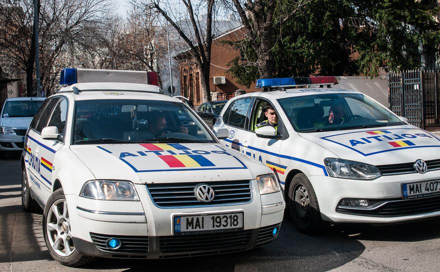 Echipaj de Poliţie
