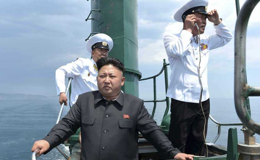 Liderul nord-coreean Kim Jong-un.