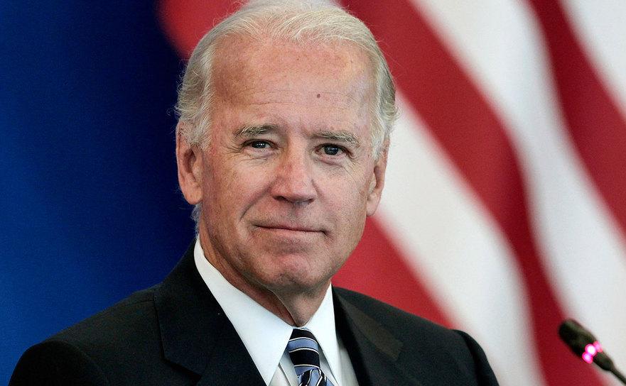 Vicepreşedintele american Joe Biden.