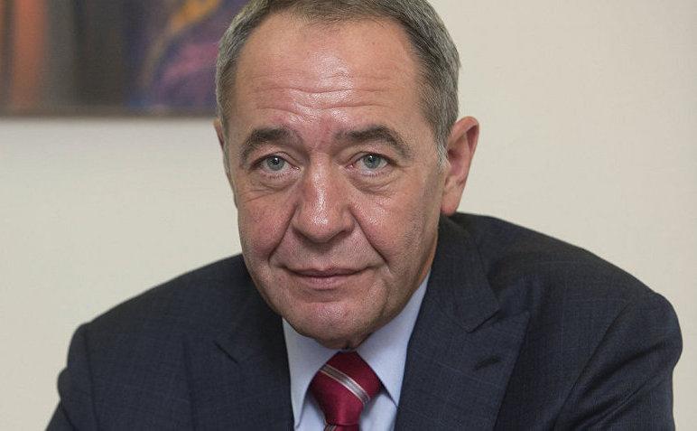 Fostul ministru rus al presei Mihail Lesin.