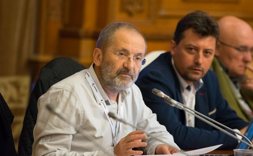 Mircea Toma, Preşedintele ActiveWatch