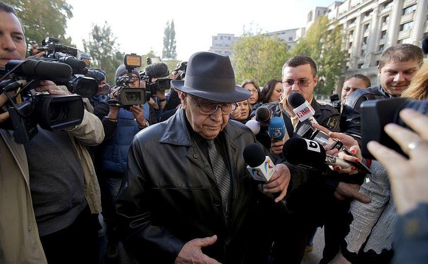 Ioan Ficior la proces în 24 octombrie 2013