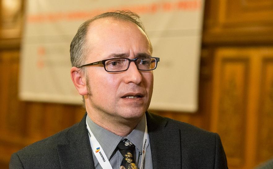 Ricardo Gutierez, Secretarul General al organizaţiei European Federation of Journalists (EFJ)