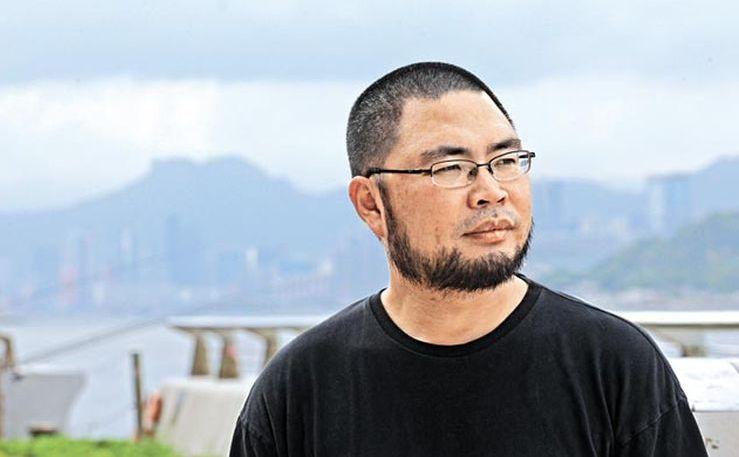 Activistul chinez Wen Yunchao.