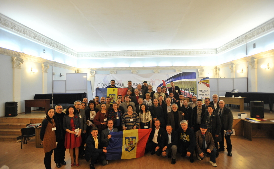 Congresul Diasporei Unioniste, Chişinău, 26 martie 2016