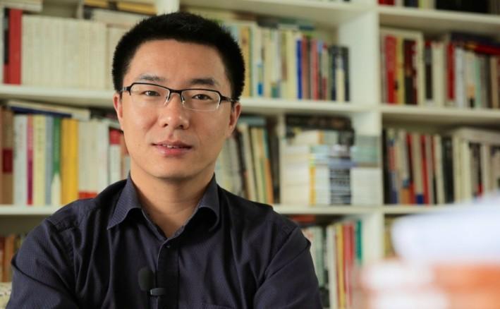 Jurnalistul chinez Jia Jia.