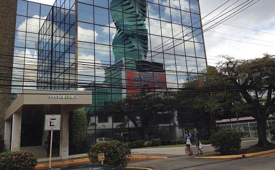 Sediul companiei Mossack Fonseca în Panama.