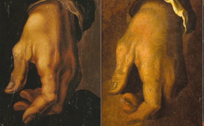 Mâna lui Michelangelo
