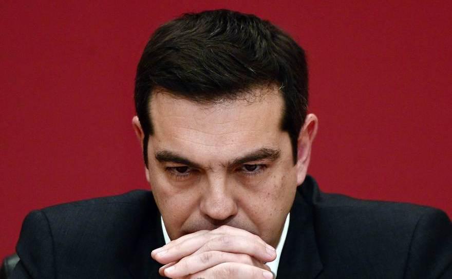 Premierul elen Alexis Tsipras.