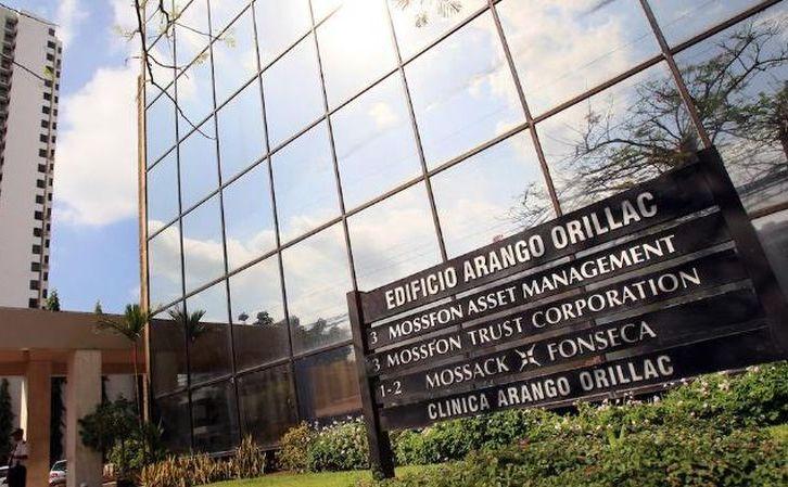 Sediul firmei de avocatură Mossack Fonseca în Panama   City.