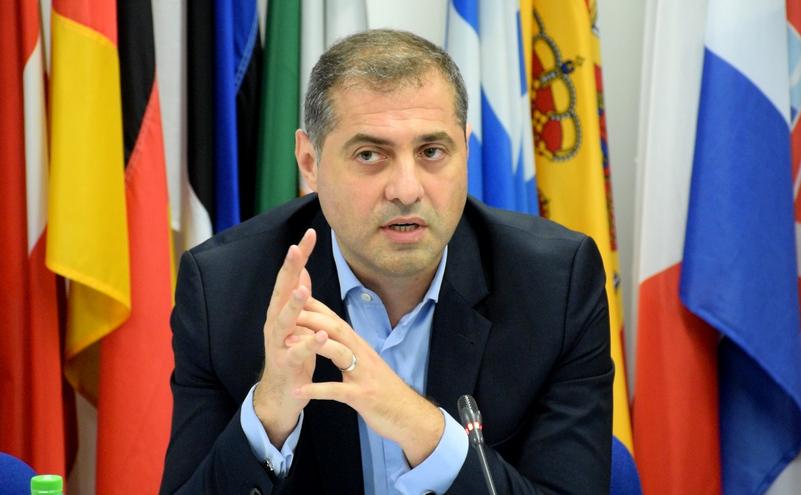 Florin Jianu, preşedinte, Consiliul Naţional al Întreprinderilor Private Mici şi Mijlocii din România