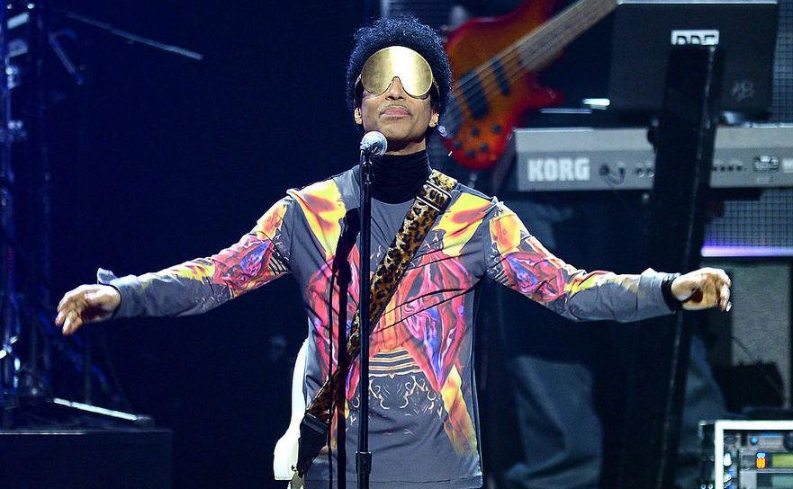 Prince, în 2012