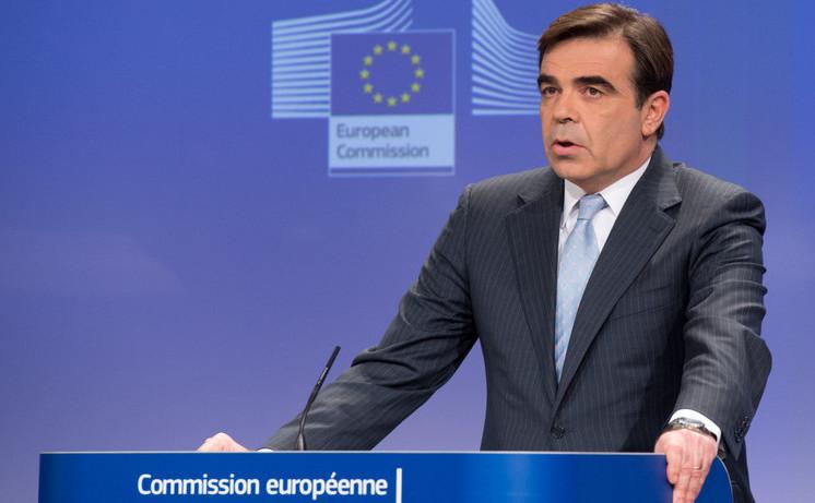 Margaritis Schinas, purtătorul de cuvânt al Comisiei Europene.