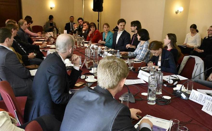 Conferinţă dedicată relaţiei România-Ucraina, organizată de Institute of World Policy, Kiev şi FDSC.