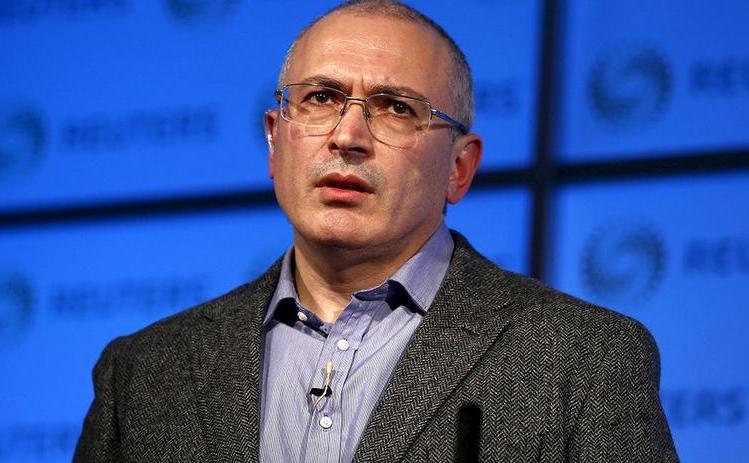 Mihail Hodorkovski.
