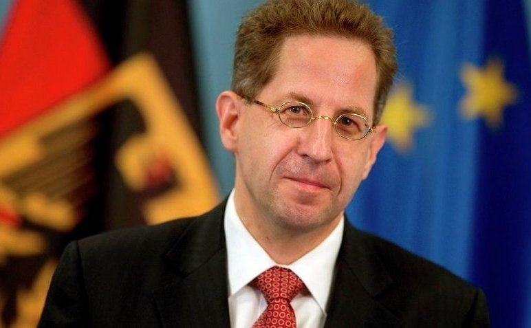 Hans-Georg Maassen, şeful serviciilor interne de informaţii germane.