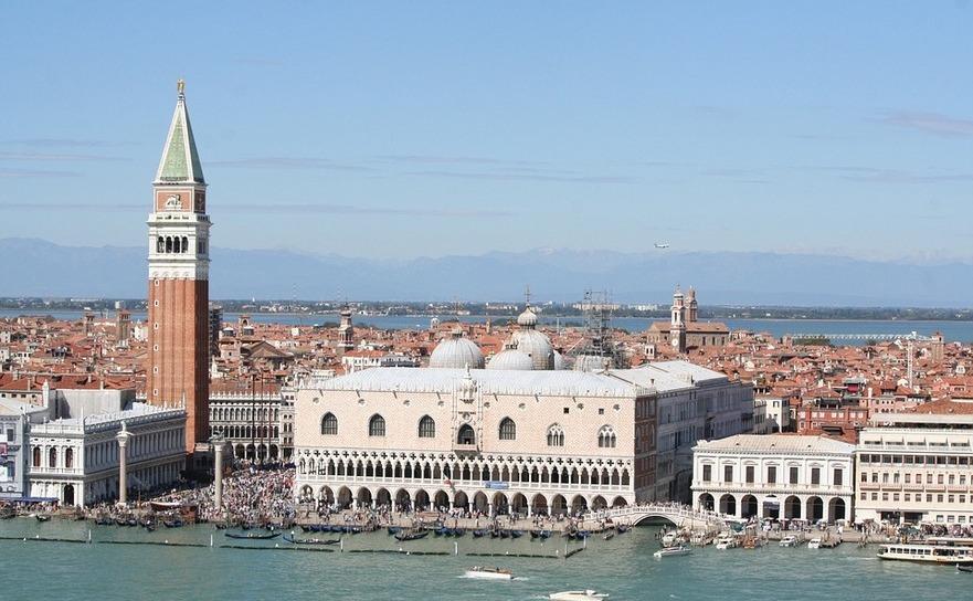 Piaţa San Marco, Veneţia