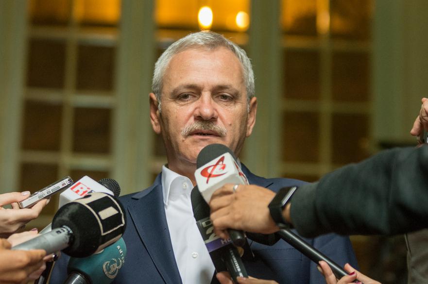 Liviu Dragnea(presedinte PSD)