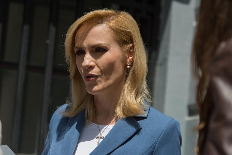 Gabriela Firea(senator PSD)