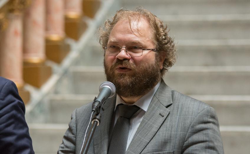 Radu Preda(Preşedintele IICCMER)