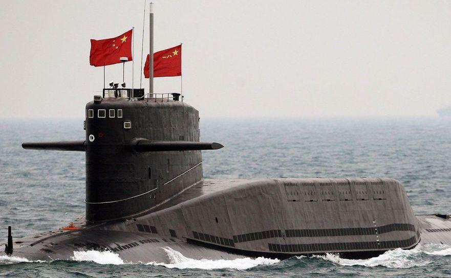 Submarin chinez.