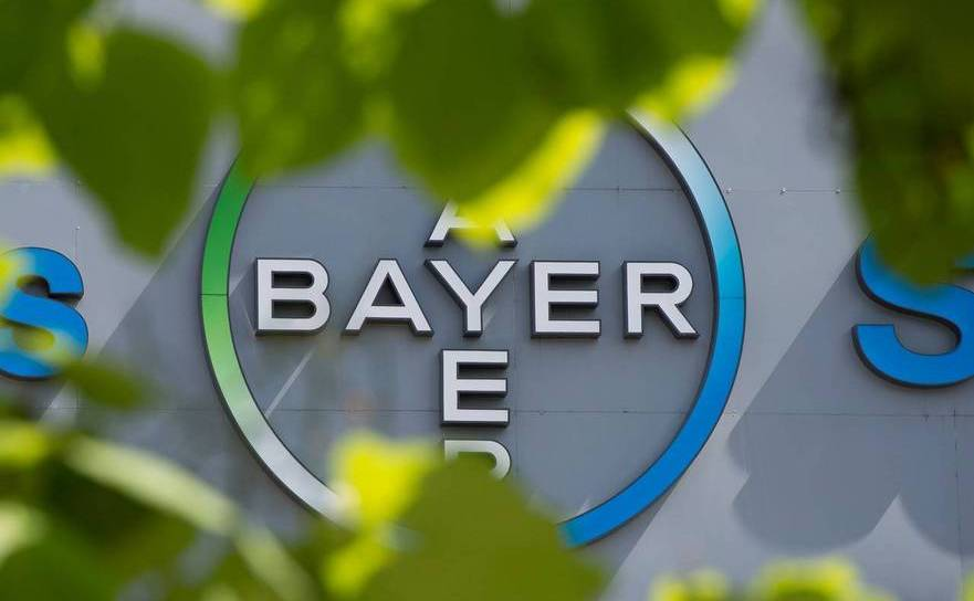 Logo-ul companiei germane Bayer