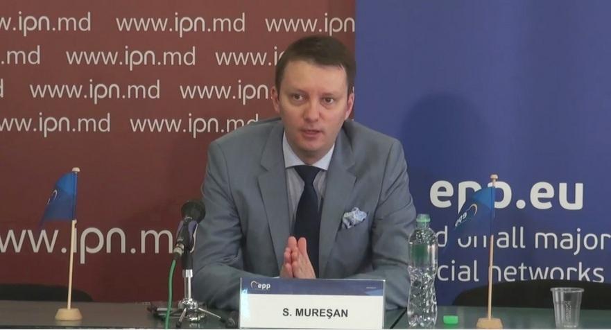 Siegfried Mureşan, purtătorul de cuvânt al PPE