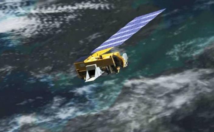 Satelitul Aura de la NASA