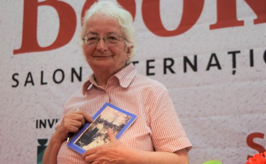 Ileana Rotaru, lansare Bookfest 2016