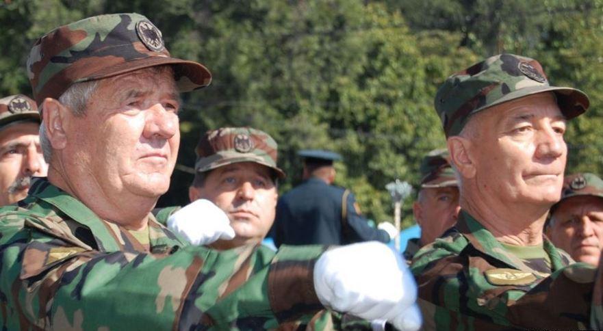 Veteranii conflictului militar de pe Nistru