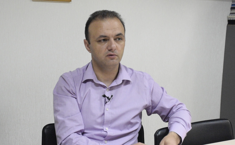 Ion Manole, organizaţia Promo Lex, Chişinău