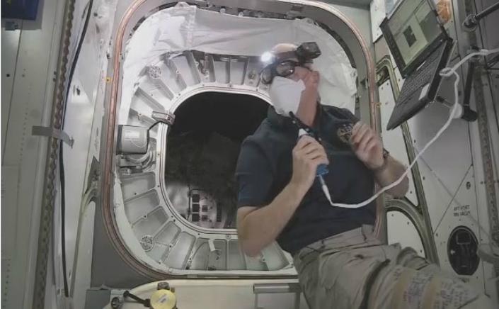 Astronautul Jeff Williams de la NASA