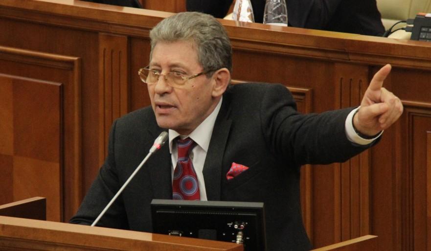 Mihai Ghimpu, liderul Partidului Liberal