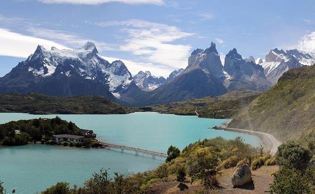 Peisaj din Chile - Patagonia