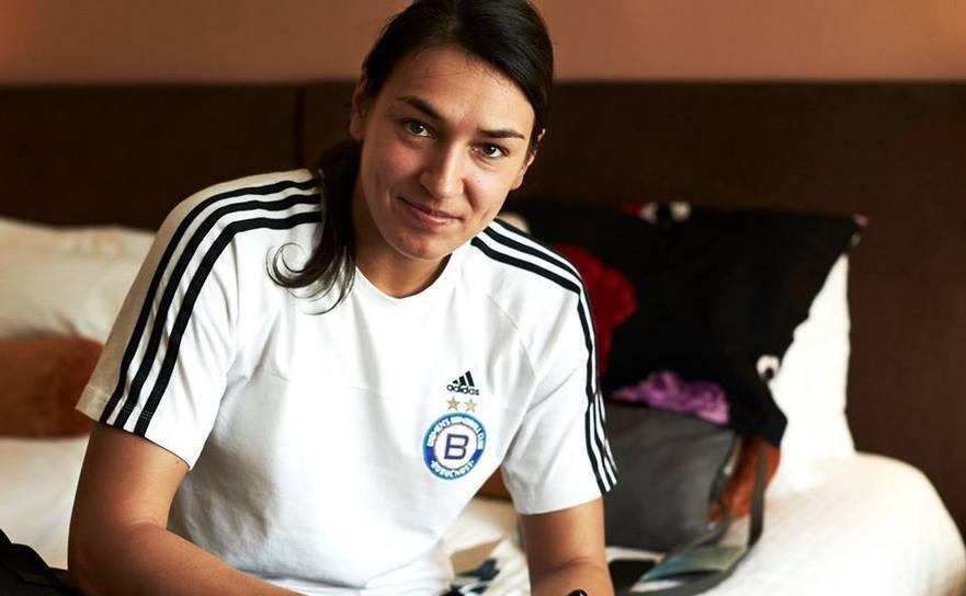 Handbalista română Cristina Neagu