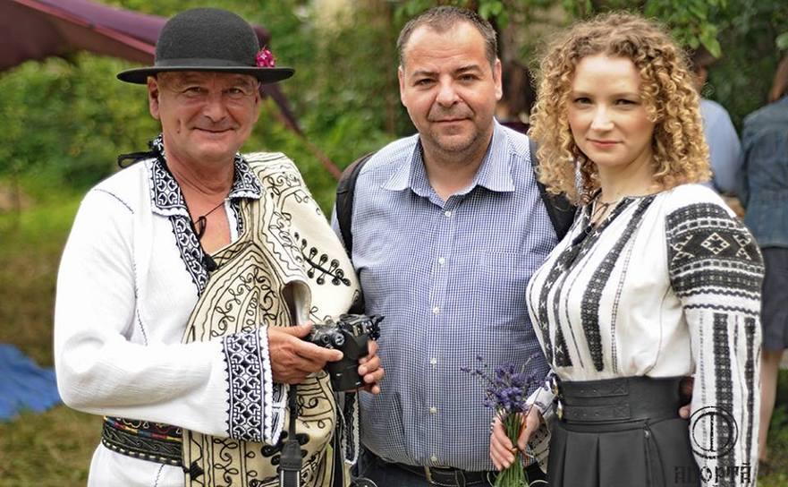 Petrecere Câmpenească în cadrul campaniei Adoptă un Ţăran, 11 iunie 2016