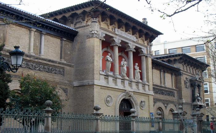 Muzeul din Zaragoza, Spania