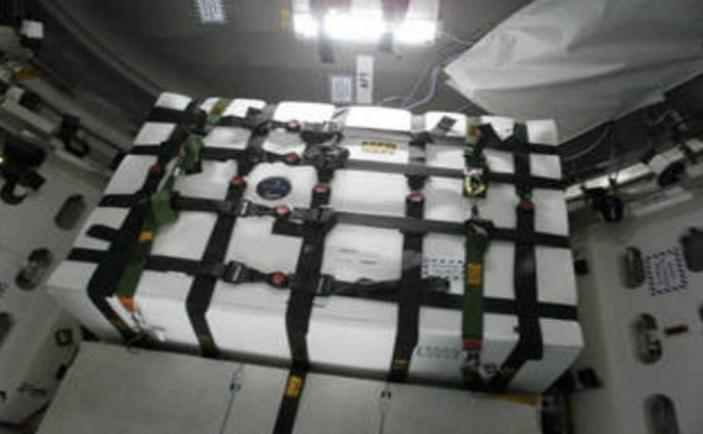 Saffire-1, Cygnus, NASA