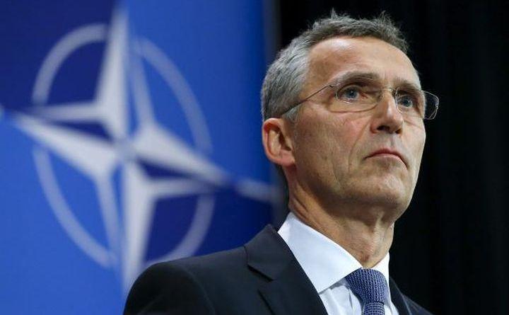 Secretarul general al NATO, Jens Stoltenberg.