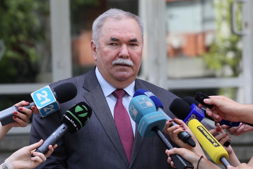Viorel Cibotaru, noul preşedinte PLDM
