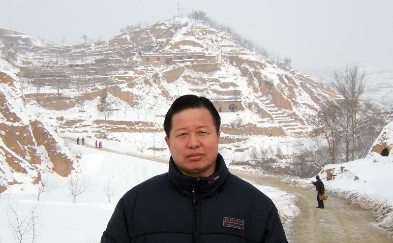 Avocatul chinez Gao Zhisheng.