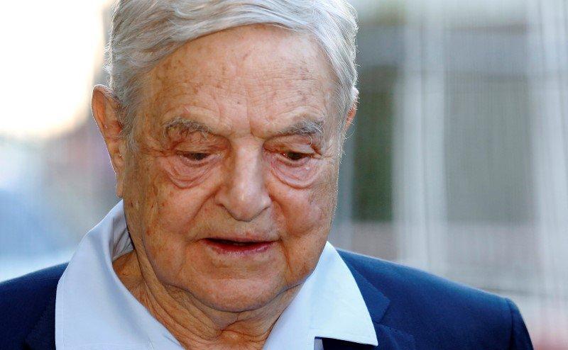 Miliardarul american George Soros.